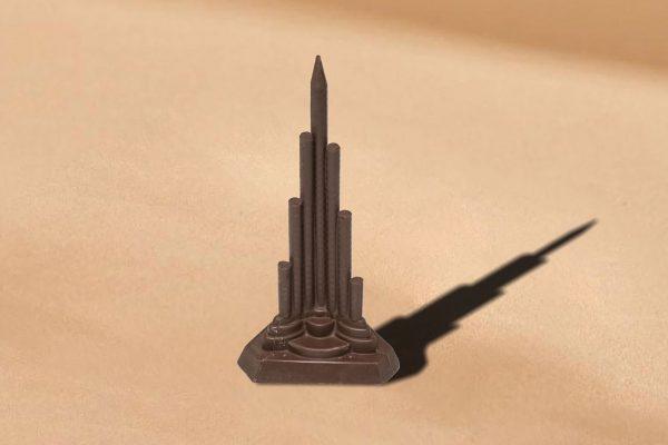Burj Khalifa Chocolate Tower